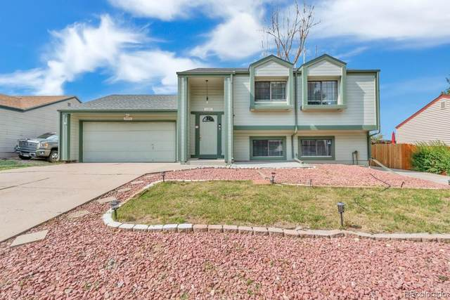 11887 W Bowles Circle, Littleton, CO 80127 (MLS #5723022) :: 8z Real Estate