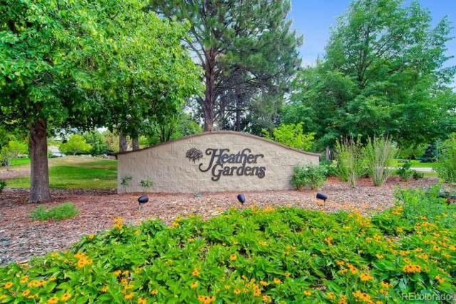 14390 E Marina Drive #301, Aurora, CO 80014 (#5723385) :: The Peak Properties Group