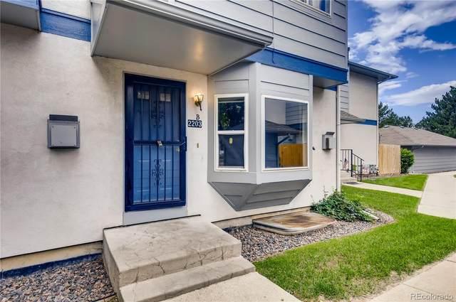 2203 Emery Street B, Longmont, CO 80501 (#5723682) :: Hudson Stonegate Team