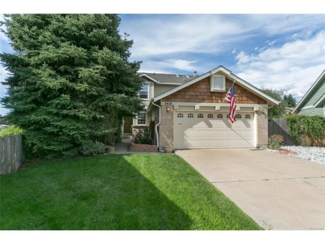 8428 Newcombe Street, Arvada, CO 80005 (MLS #5723931) :: 8z Real Estate