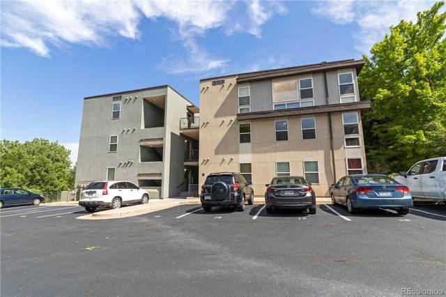 5201 S Fox Street #201, Littleton, CO 80120 (#5724328) :: Compass Colorado Realty