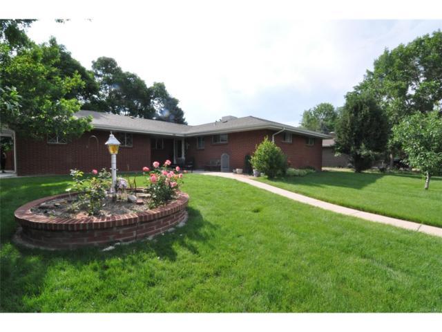 1595 S Marshall Street, Lakewood, CO 80232 (MLS #5724763) :: 8z Real Estate