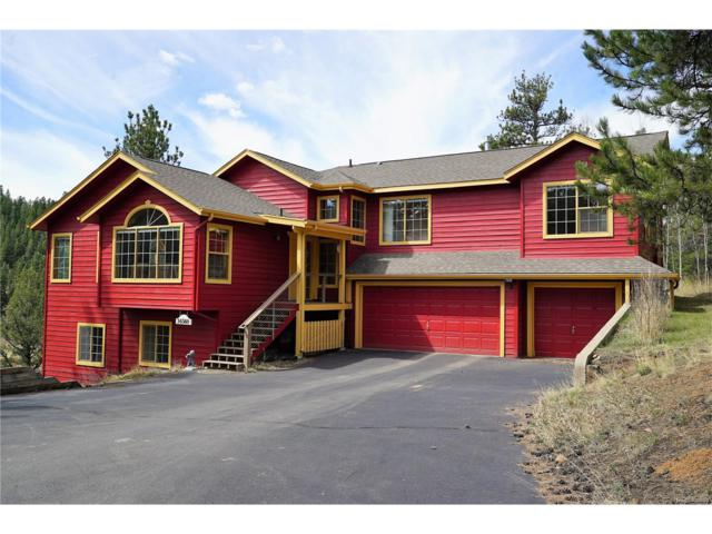 34560 Jensen Road, Pine, CO 80470 (MLS #5724841) :: 8z Real Estate