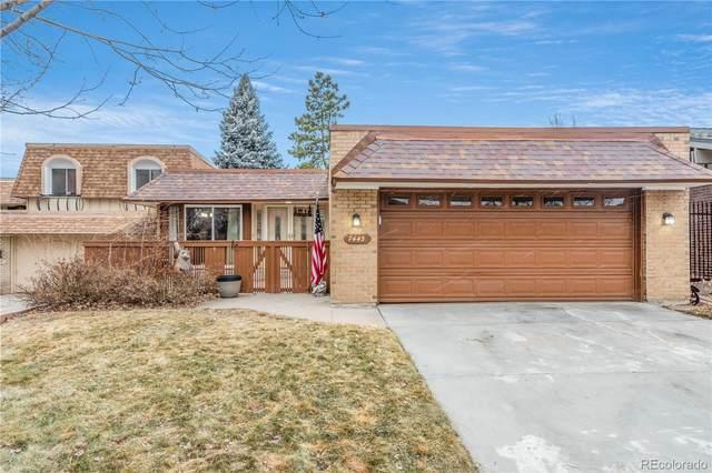 7443 W Cedar Circle, Lakewood, CO 80226 (#5725322) :: Venterra Real Estate LLC