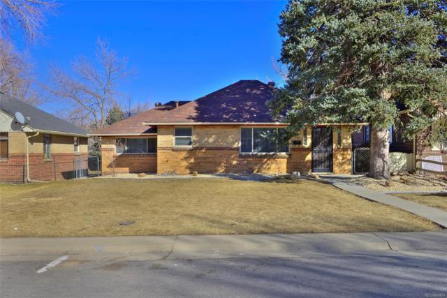 518 S Alcott Street, Denver, CO 80219 (#5725502) :: Hometrackr Denver