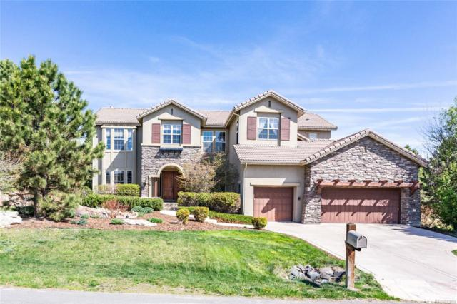 6319 Holy Cross Lane, Castle Rock, CO 80108 (#5726494) :: House Hunters Colorado