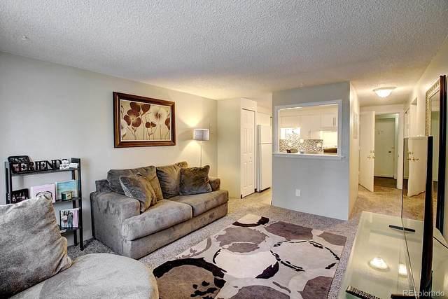 8826 E Florida Avenue #201, Denver, CO 80247 (MLS #5726634) :: 8z Real Estate