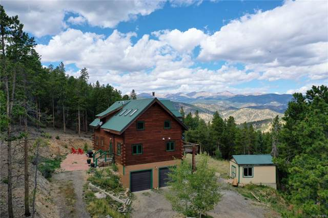 785 Warren Gulch Road, Idaho Springs, CO 80452 (MLS #5727428) :: 8z Real Estate