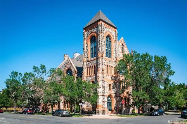 999 E 22nd Avenue #3, Denver, CO 80205 (#5727476) :: iHomes Colorado