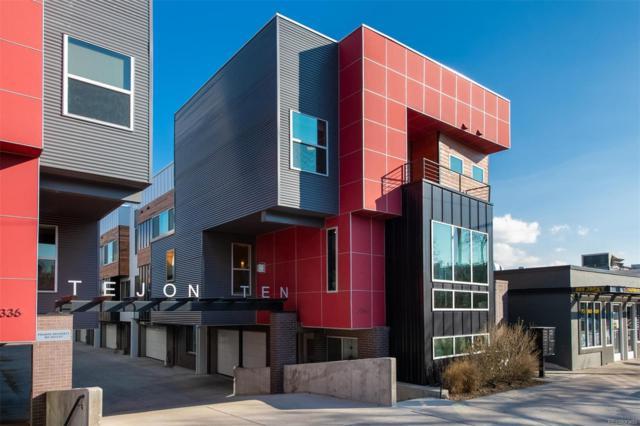 3334 Tejon Street #1, Denver, CO 80211 (#5727606) :: The Heyl Group at Keller Williams