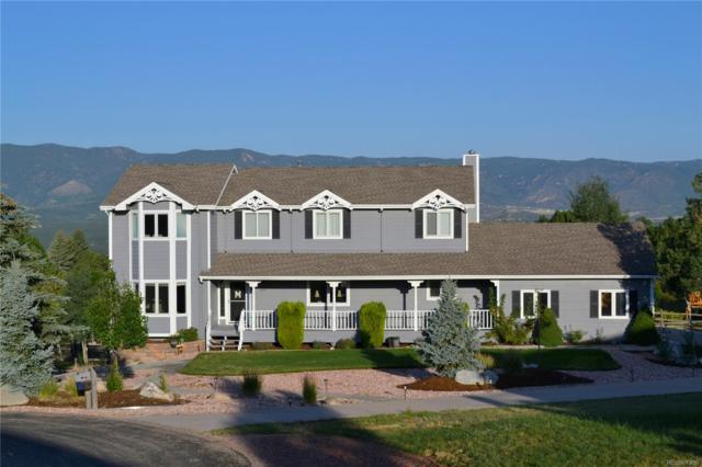 428 Torrey Pines Way, Colorado Springs, CO 80921 (MLS #5727658) :: 8z Real Estate