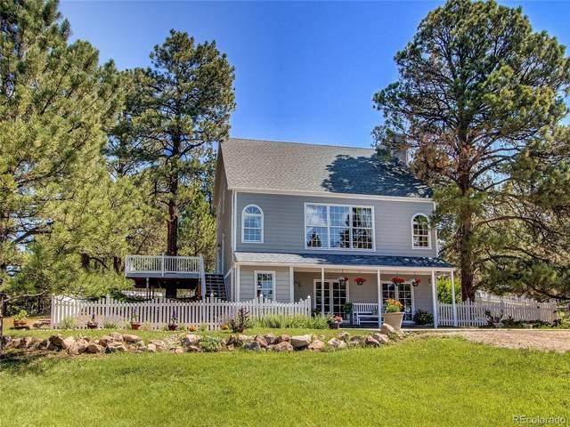 4863 Flicker Trail, Elizabeth, CO 80107 (#5727763) :: The Colorado Foothills Team   Berkshire Hathaway Elevated Living Real Estate