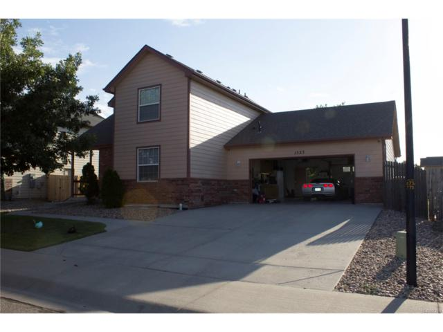 1523 S Harvester Drive, Milliken, CO 80543 (#5727885) :: The Pete Cook Home Group