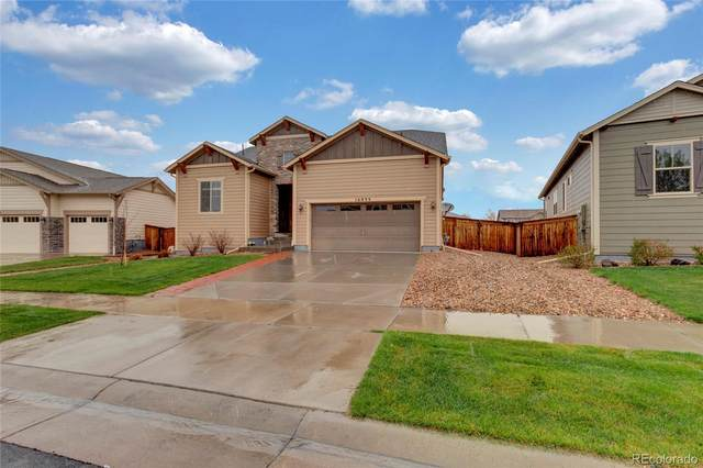 16035 Savory Circle, Parker, CO 80134 (#5728610) :: The Harling Team @ HomeSmart