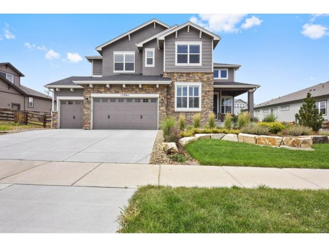 13861 W 89th Place, Arvada, CO 80005 (MLS #5728716) :: 8z Real Estate