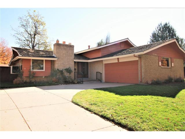 1586 S Ironton Street, Aurora, CO 80012 (MLS #5729343) :: 8z Real Estate