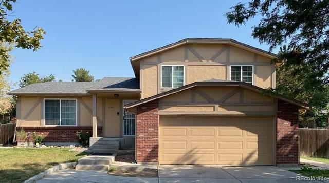 1060 S Kalispell Street, Aurora, CO 80017 (#5729674) :: Peak Properties Group
