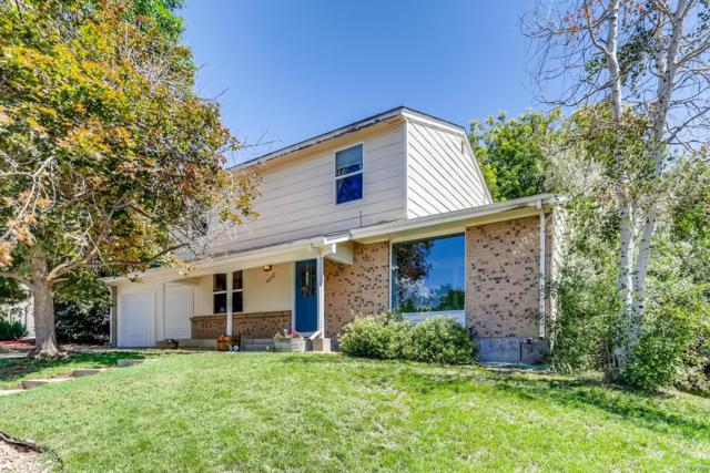 4572 S Evanston Street, Aurora, CO 80015 (#5729775) :: The Healey Group