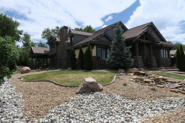 1536 E Fair Place, Centennial, CO 80121 (#5729933) :: House Hunters Colorado
