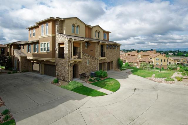 3331 Cascina Circle C, Highlands Ranch, CO 80126 (#5729943) :: The DeGrood Team