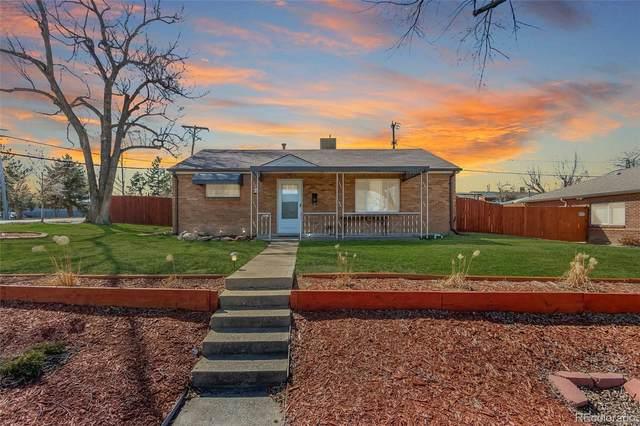 9021 Emerson Street, Thornton, CO 80229 (#5730014) :: The Griffith Home Team