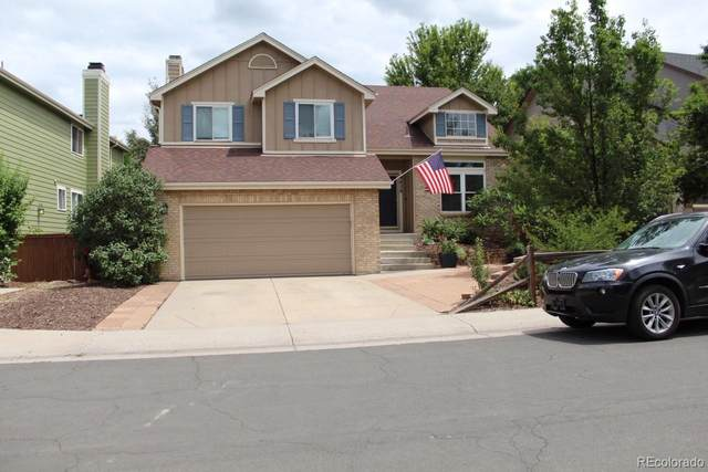 9828 Spring Hill Drive, Highlands Ranch, CO 80129 (MLS #5730782) :: 8z Real Estate