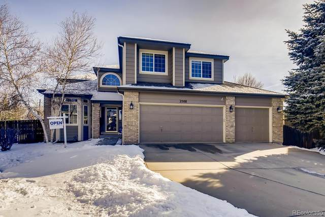 2508 W 108th Avenue, Westminster, CO 80234 (#5730942) :: My Home Team