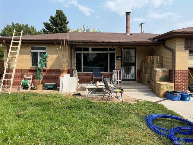 1280 S Gray Street, Lakewood, CO 80232 (#5731190) :: Peak Properties Group