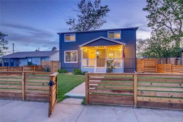 4819 King Street, Denver, CO 80221 (#5731499) :: RazrGroup