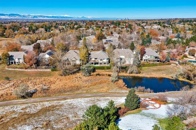 29 Blue Heron Drive, Greenwood Village, CO 80121 (#5731631) :: The Griffith Home Team