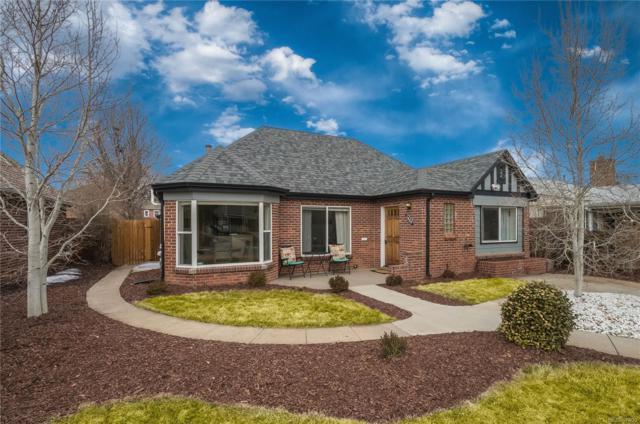 2809 Kearney Street, Denver, CO 80207 (MLS #5731637) :: 8z Real Estate