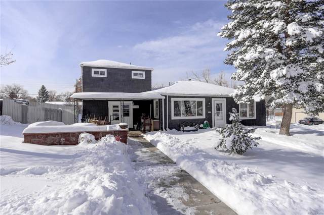 401 S Pierson Street, Lakewood, CO 80226 (#5731677) :: Wisdom Real Estate