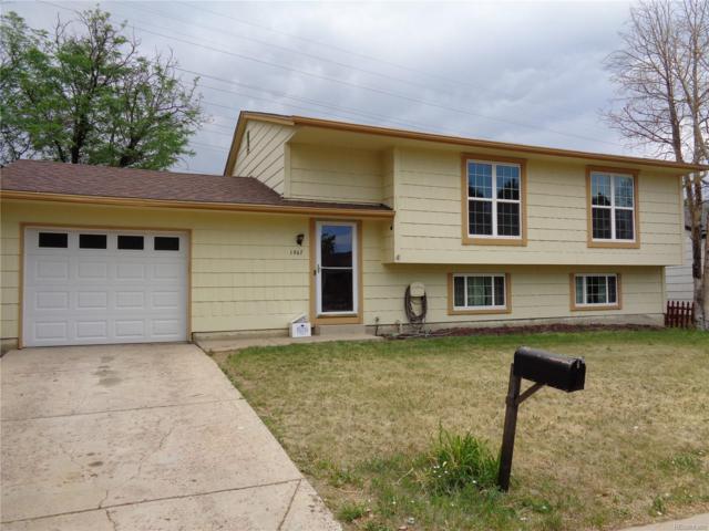 1867 S Zeno Way, Aurora, CO 80017 (#5731886) :: Wisdom Real Estate