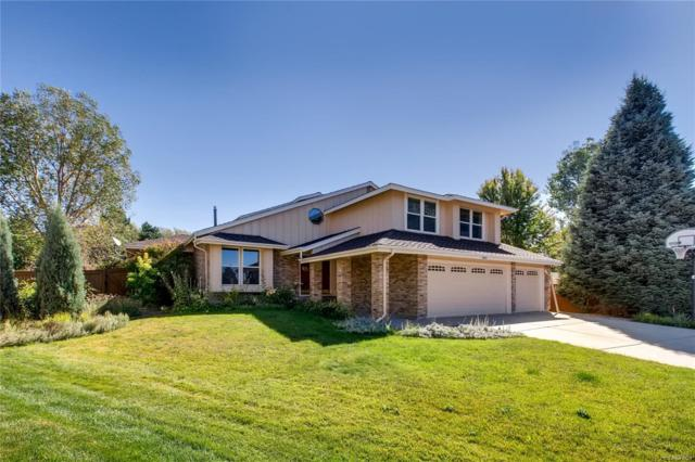 16685 E Dorado Avenue, Centennial, CO 80015 (#5732064) :: The Tamborra Team