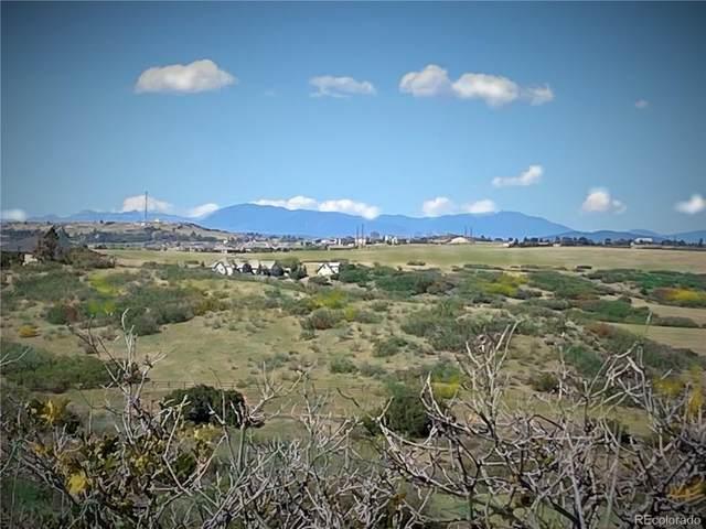5760 Lemon Gulch Road, Castle Rock, CO 80108 (#5732085) :: Kimberly Austin Properties