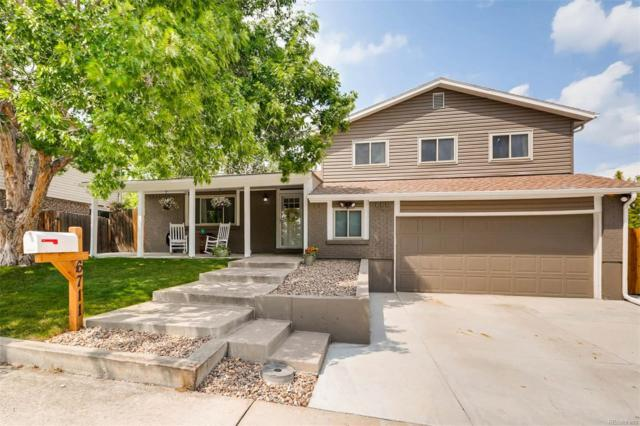 6711 W 111th Avenue, Westminster, CO 80020 (#5732097) :: The City and Mountains Group