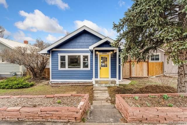 3905 Harrison Avenue, Wellington, CO 80549 (MLS #5732534) :: 8z Real Estate