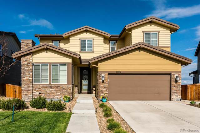 10914 Touchstone Loop, Parker, CO 80134 (#5732572) :: The DeGrood Team