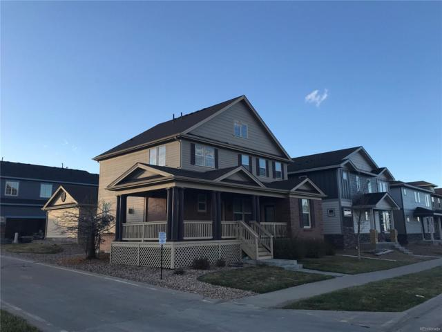 4957 S Addison Way, Aurora, CO 80016 (#5732788) :: Sellstate Realty Pros