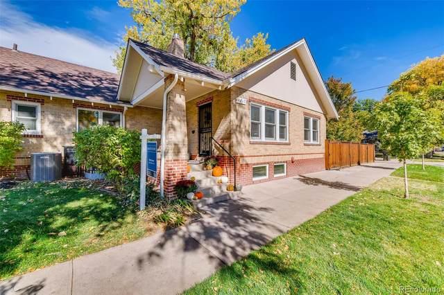 1817 E Center Avenue, Denver, CO 80209 (#5733227) :: My Home Team