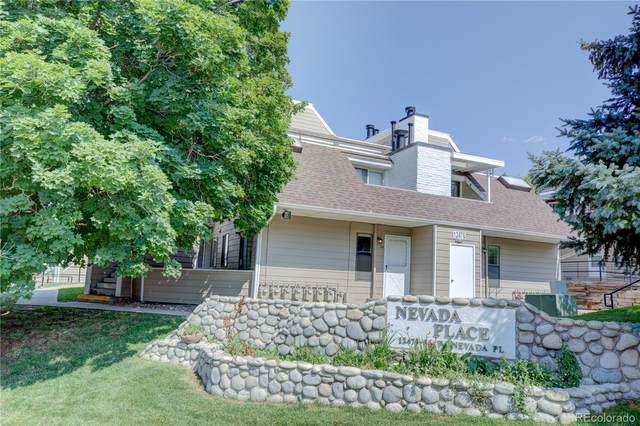 12476 W Nevada Place #106, Lakewood, CO 80228 (#5733284) :: The Dixon Group