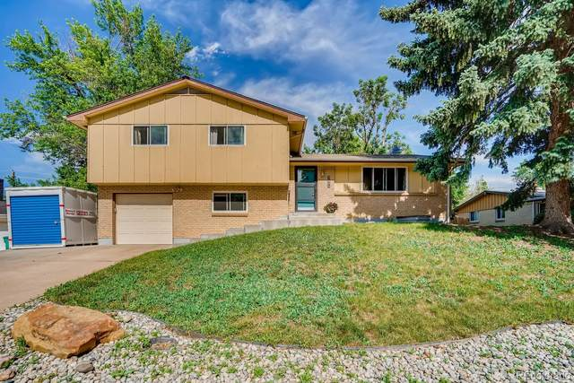 6722 S Marion Circle E, Centennial, CO 80122 (MLS #5733507) :: Keller Williams Realty