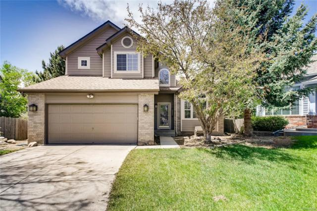 4055 S Sable Way, Aurora, CO 80014 (#5733515) :: The Galo Garrido Group