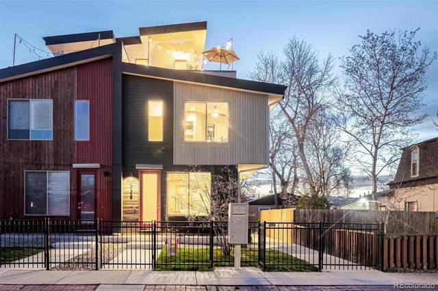 333 Galapago Street, Denver, CO 80223 (#5733588) :: iHomes Colorado