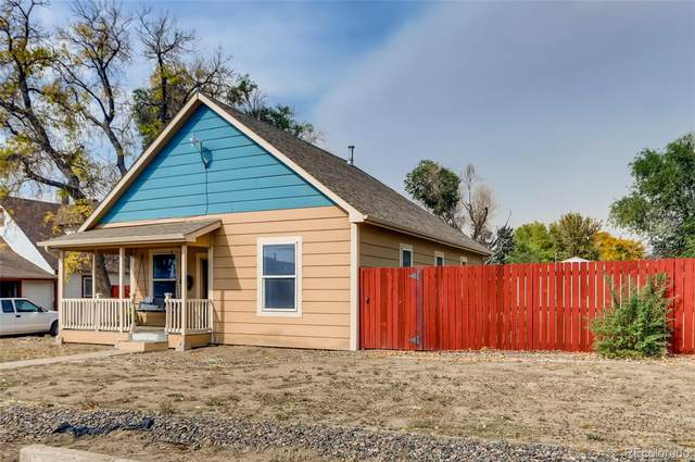 306 Marion Avenue, Platteville, CO 80651 (MLS #5734023) :: 8z Real Estate