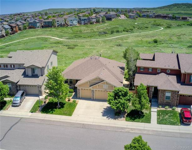 10967 Glengate Circle, Highlands Ranch, CO 80130 (#5734200) :: The Griffith Home Team