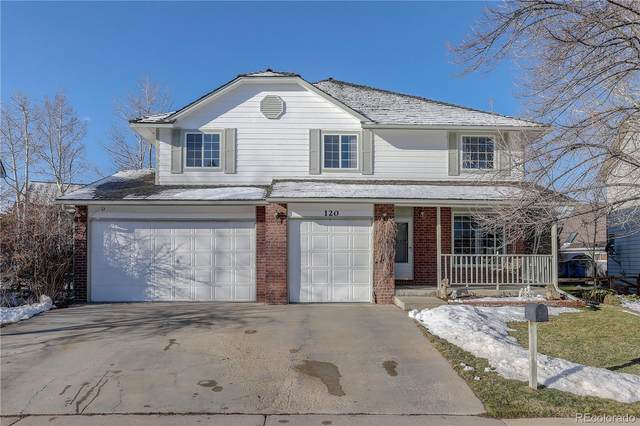 120 Breckenridge Trail, Broomfield, CO 80020 (#5734335) :: The Harling Team @ HomeSmart