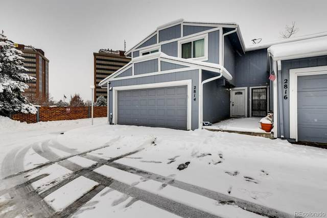 2814 S Kenton Court, Aurora, CO 80014 (#5734703) :: HomePopper