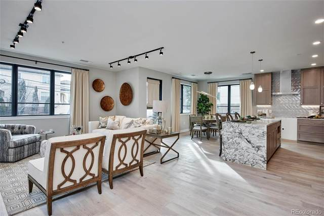 119 S Harrison Street #113, Denver, CO 80209 (#5735433) :: The Colorado Foothills Team | Berkshire Hathaway Elevated Living Real Estate