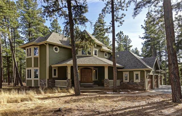 4310 Delaware Drive, Larkspur, CO 80118 (#5735533) :: Kimberly Austin Properties